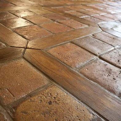 tile and wood together designs i like pinterest