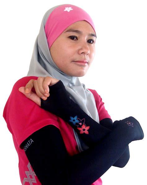 Pakaian Sukan pakaian sukan muslimah nashata