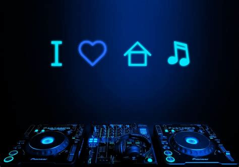 cool house music cool dj wallpapers wallpaper cave