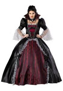 vampire dress for halloween plus size versailles vampiress costume
