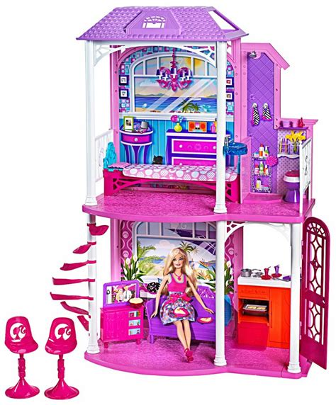 buy doll house buy barbie low price house w doll intl online in india best price
