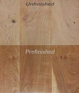 Prefinished Hardwood Flooring Vs Unfinished Wood Flooring Types Hardwood Flooring Glossary Stonewood Products