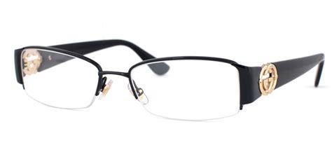 gucci gg2844 black eyeglasses