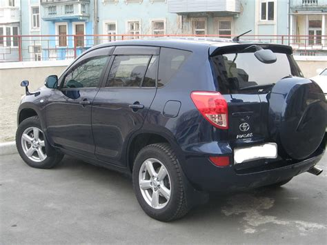 Toyota Rav 4 2005 2005 Toyota Rav4 Photos 2400cc Gasoline Automatic For Sale