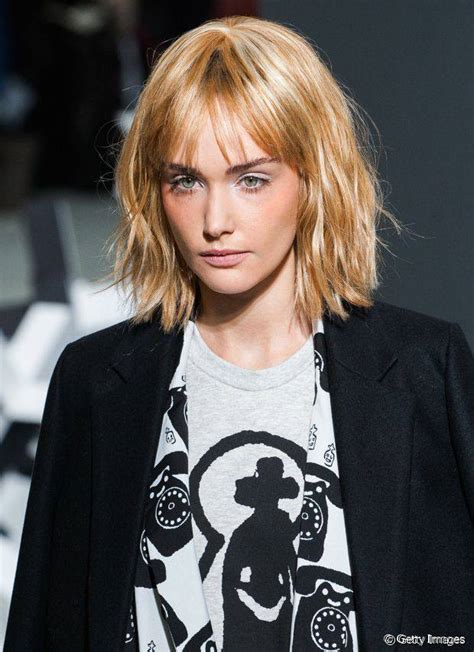 short piecey bob with bangs top 10 trendy haircuts to get in 2016