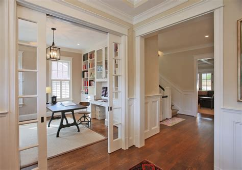 Floor And Decor Jacksonville Pocket French Doors Spaces Traditional With None
