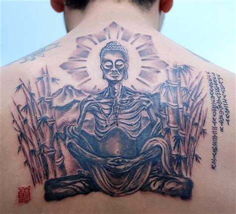 hungernder toter m 246 nch tattoo tattooimages biz