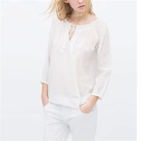 high quality cotton high quality women s cotton blouses mexican blouse