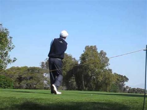 jeff sluman golf swing jeff sluman slo mo swing 2 toshiba classic pro am youtube
