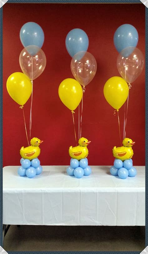 rubber duck baby shower centerpieces best 25 ducky baby showers ideas on rubber