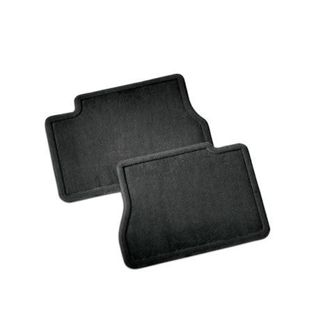 genuine gm mat pkg f flr black 23209728 oem gm parts
