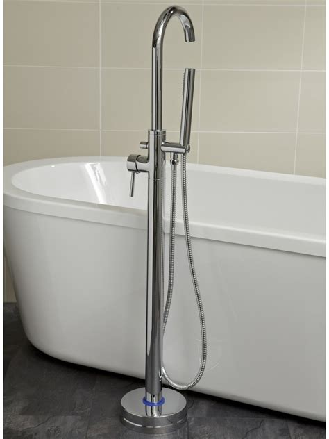 freestanding shower bath freestanding bath shower mixer free standing bath