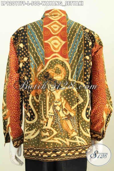 Cool Lengan Panjang baju batik pria lengan panjang cool abis kemeja batik