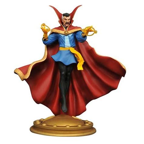 Stock Akhir Figure Doctor Strange marvel gallery doctor strange statue select