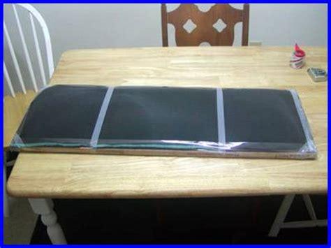 diy twin window fan air filter
