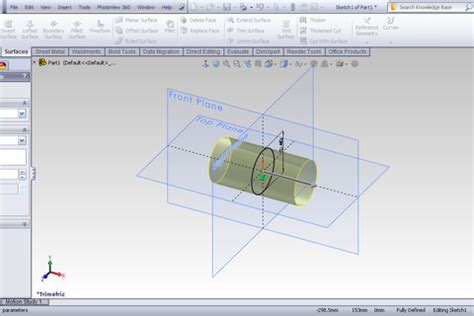 solidworks tutorial bending tutorial making a pipe bend in solidworks grabcad