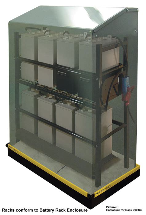 Battery Rack by Cable Battery Racks