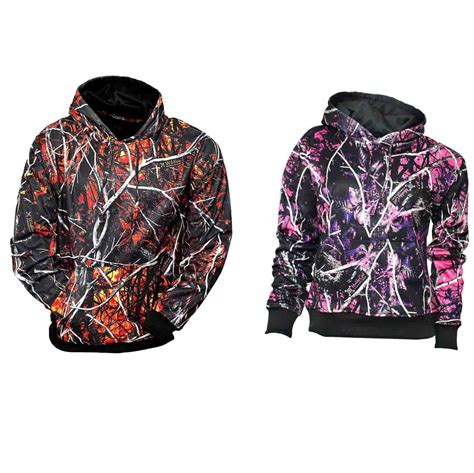 Hoodie The Combinations his hers muddy 174 wildfire 174 hoodie set the sw company