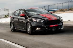 2015 Ford St 2015 Ford Focus St With Ford Performance Upgrades Review