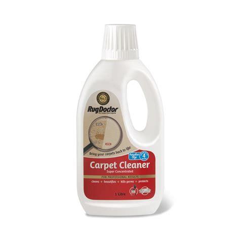 Dr Rug Carpet Cleaner by Rug Doctor Carpet Care Carpet Cleaner 1l Bunnings