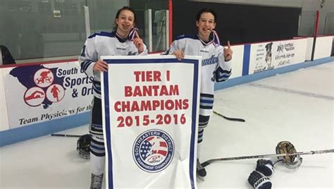 Anchorage Marriage Records Local Hockey Players Qualify For National Tournament The Pelham Reporter