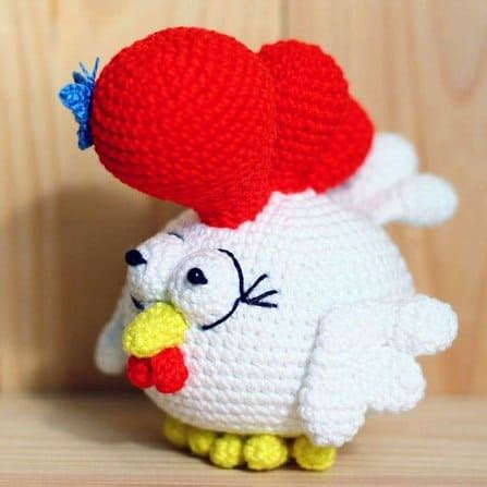amigurumi rooster pattern free small rooster amigurumi pattern amigurumi today