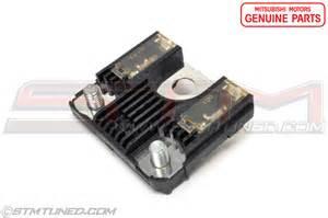 Mitsubishi Battery Terminal Mr583955 Oem Mitsubishi Positive Battery Fusible Link