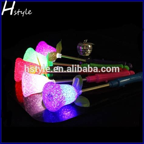 Lu Roda Sepeda 14 Led Flash made in china shaped led light stick magic