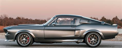 how much does a 1967 shelby mustang gt500 cost classic recreations carroll shelby gt500cr built by