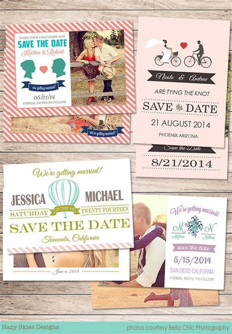 Save The Date Card Templates For Photographers by 17 Best Wedding Engagement Templates For Photographers
