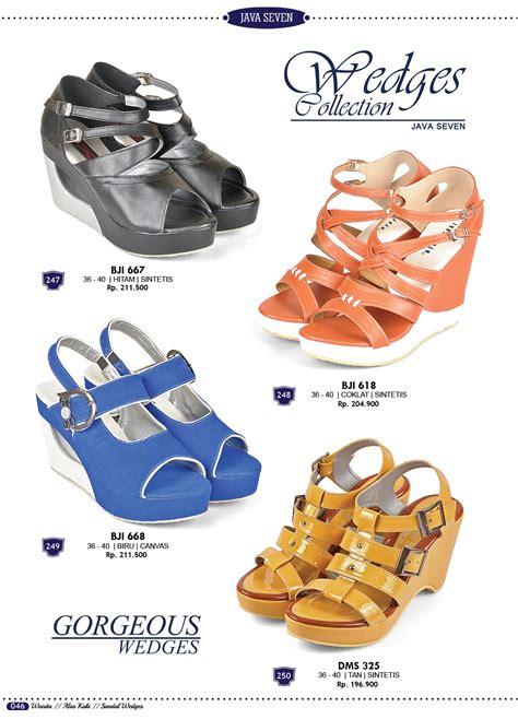 Sepatu Kulit Formal Kerja Wanita Java Seven 572 Jup 106 sepatu sandal dan tas terbaru katalog java seven 2018
