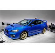 2015 WRX STI Subaru Impreza Raising The Sales