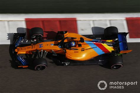 2019 Mclaren F1 by Alonso Could Test 2019 Mclaren F1 Car