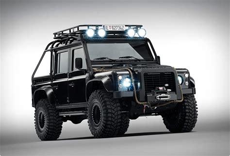Exterior Home Design by Land Rover Defender Spectre
