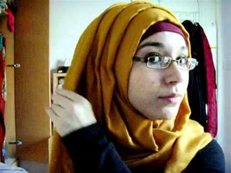 tutorial hijab layer sing hijab tutorial 3 layers folds youtube