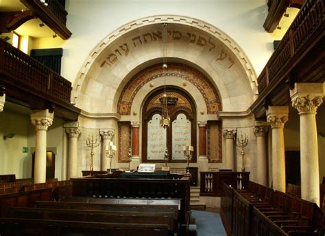 Interior Of A Synagogue by File Interior Da Sinagoga De Lisboa Shaarei Tikva Jpg