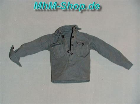 Soldier Story Sdu Grey Shirt soldier story german shirt in light gray on the scale 1 6 milestones