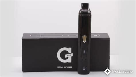 g pro g pro herbal vaporizer from grenco science ecannabis