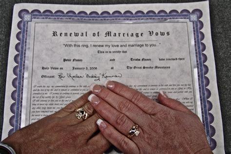 renewal of vows rabbi robert silverman miami interfaith and weddings rabbi robert