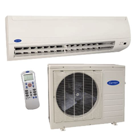 comfort aire ductless air conditioner comfort residential ductless highwall ac system 38 40mvc