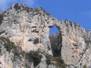 große le vallon de groa arco naturale