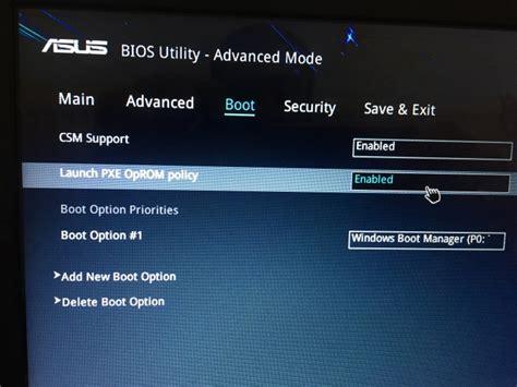 Asus Laptop Bios Ayarlari Resimli Anlatim asus x541u notebook windows 7 8 10 usb veya cd ile kurulum bios ayarlar箟 sor bilene bilen