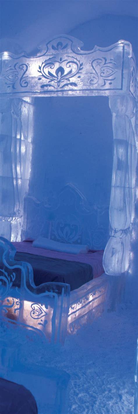 theme hotel de glace walt disney and quebec city s hotel de glace unveil the