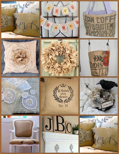 craft projects using burlap 601 best diy crafts using burlap canvas denim etc