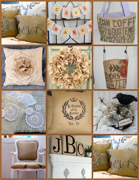 burlap crafts projects 601 best diy crafts using burlap canvas denim etc