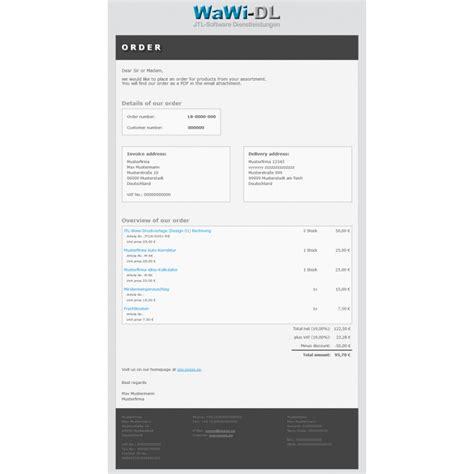 email layout vorlagen jtl wawi email vorlagen html englisch design 01 wawi