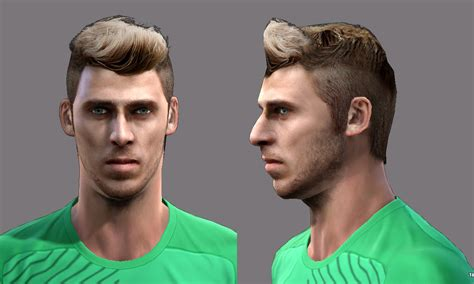 hair make pes 13 pes 2013 faces by eohugo premier league facepack