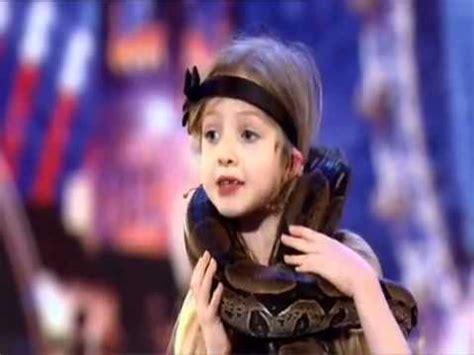 amazing auditions 15 olivia binfield britains got video clip hay olivia binfield britain s got talent