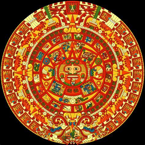 Calendario Azteca Original Fter Studio Calendario