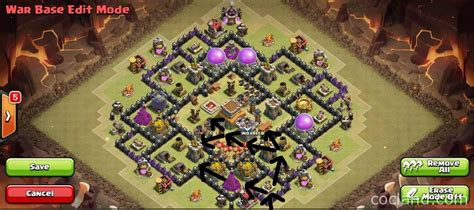 go wipe sweeper anti war air base th8 th 8 kyoukai war base for th8 air sweeper anti hogs gowipe